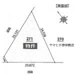 江南市草井の不動産【土地】の情報*KO-0085
