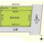 一宮市佐千原の不動産【土地】の情報*IC-0142