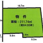 江南市赤童子町の不動産【土地】の情報*KO-0106