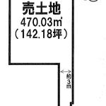一宮市時ノ島の不動産【土地】の情報*IC-0164