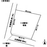 江南市中般若町の不動産【土地】の情報*KO-0115
