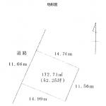 扶桑町 柏森の【土地】不動産情報 FU-0036