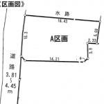 一宮市萩原町の【土地】不動産情報 IC0183-A