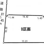 一宮市萩原町の【土地】不動産情報 IC0183-B