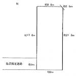 一宮市中町の【土地】不動産情報 IC-0185