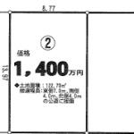 一宮市今伊勢町の【土地】不動産情報 IC-0197-2