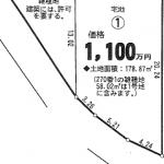 一宮市萩原町の【土地】不動産情報 IC-0199-1