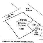 江南市後飛保の【土地】不動産情報 KO0143