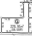 江南市宮田町の【土地】不動産情報 KO173-G