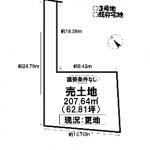 江南市石枕町の【土地】不動産情報 KO-0180-3