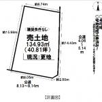 一宮市貴船の【土地】不動産情報 IC-0231-4