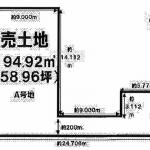 一宮市西五城の【土地】不動産情報 IC-0244-1