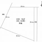 一宮市小信中島の【土地】不動産情報 IC-0248