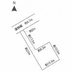 扶桑町高木の【土地】不動産情報 FU-0054