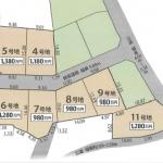 犬山市字稲干場の不動産【土地】の情報*IN-0059 11号地