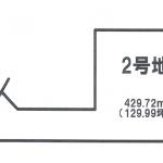 一宮市奥町の【土地】情報*IC-0311(2号地)